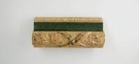 1013A Antiek goud-groen